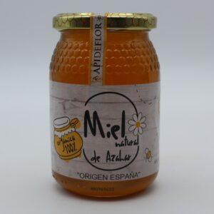 miel de azahar, la más dulce