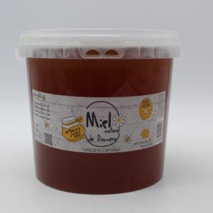La miel natural de romero exclusiva de origen español
