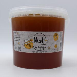 La miel de espliego tiene un aroma único y funciona como anticéptico