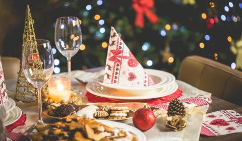 comidas para la navidad